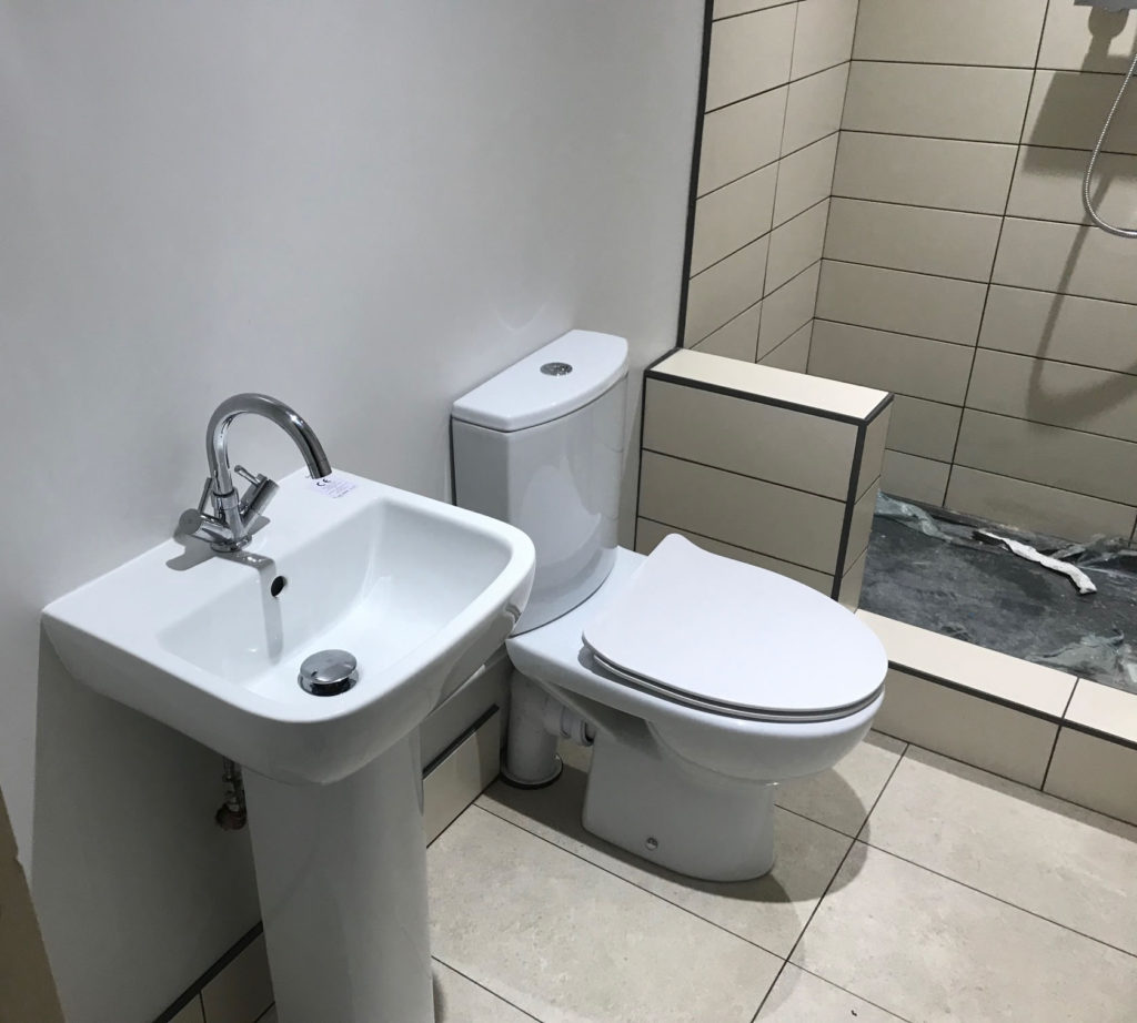 Swindon bathroom installation