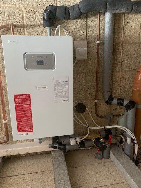Boiler installation Swindon