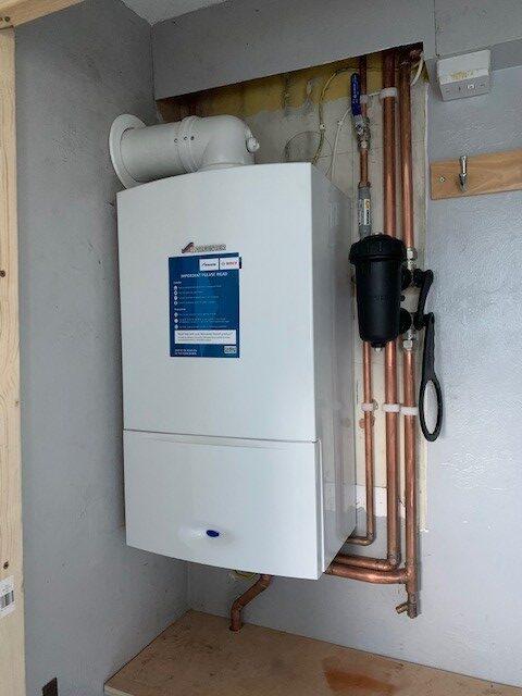 Swindon boiler installation